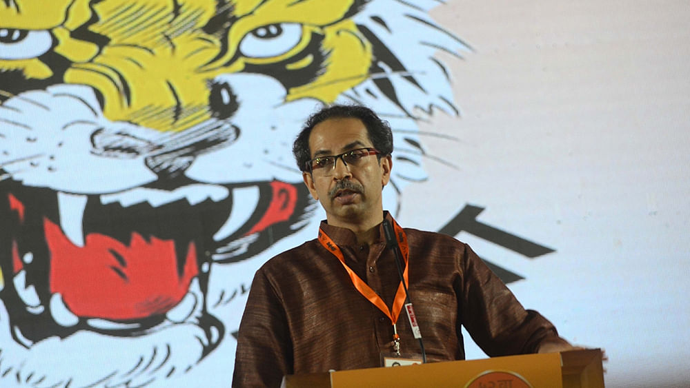 """Uddhav Thackeray: Trust motion outcome of """"betrayal of people"""" by BJP"""