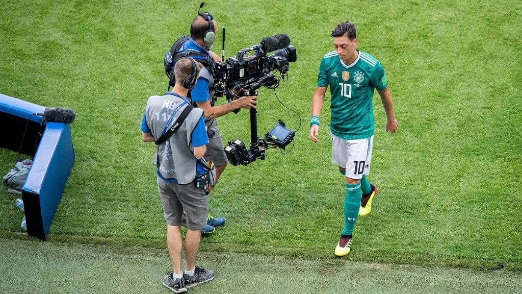 In his own words: Why Mesut Özil quit the German football team