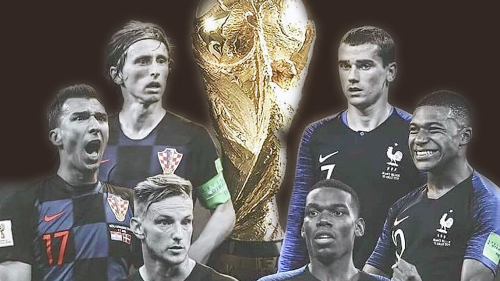 World Cup final: Statistically, Croatia better prepared to avenge  defeat