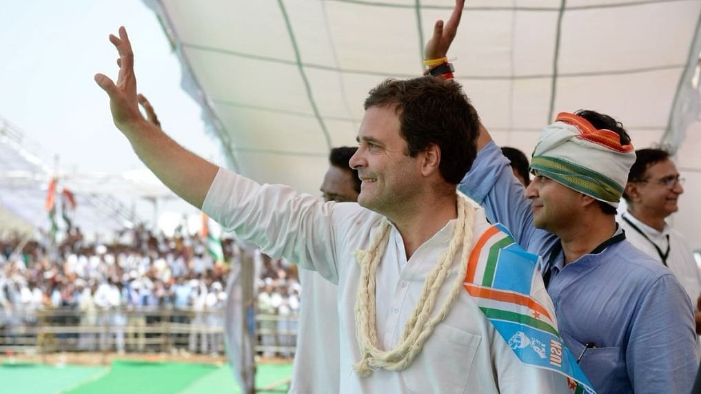 2019 general election: Rahul Gandhi sets his sights on Gujarat