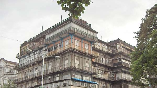 Mumbai's heritage building in shambles