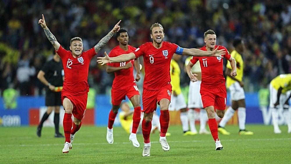 Twitter/@England