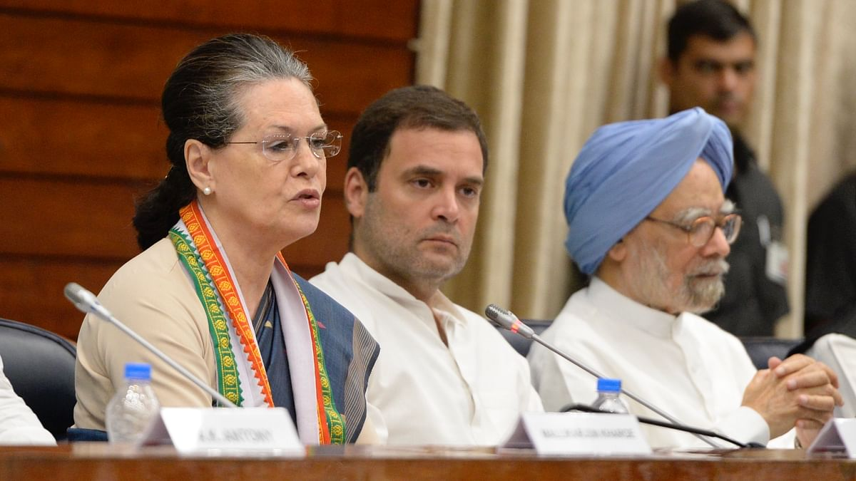 Rahul asks Congress workers to fight for India's oppressed