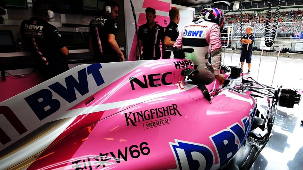 Formula 1: Force India team, co-owned by Vijay Mallya, in financial strife