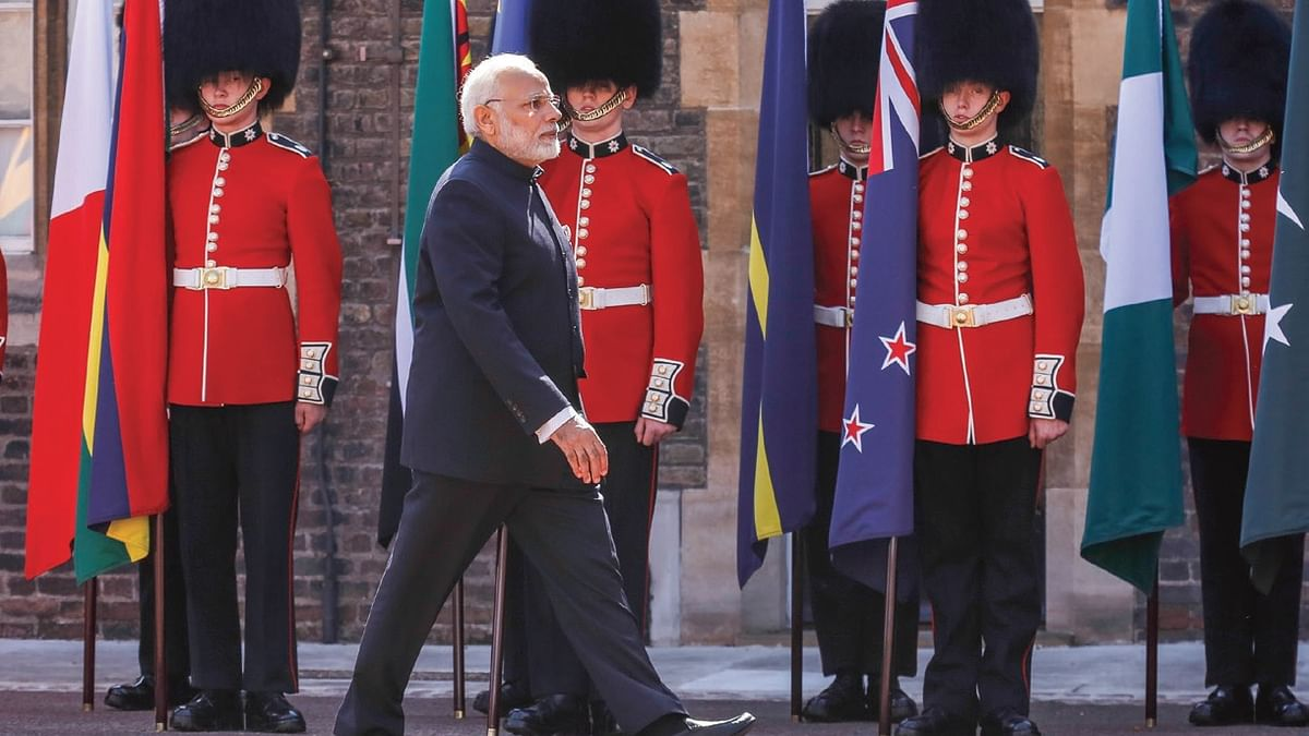 Indo-UK ties: Trapped in various frictions