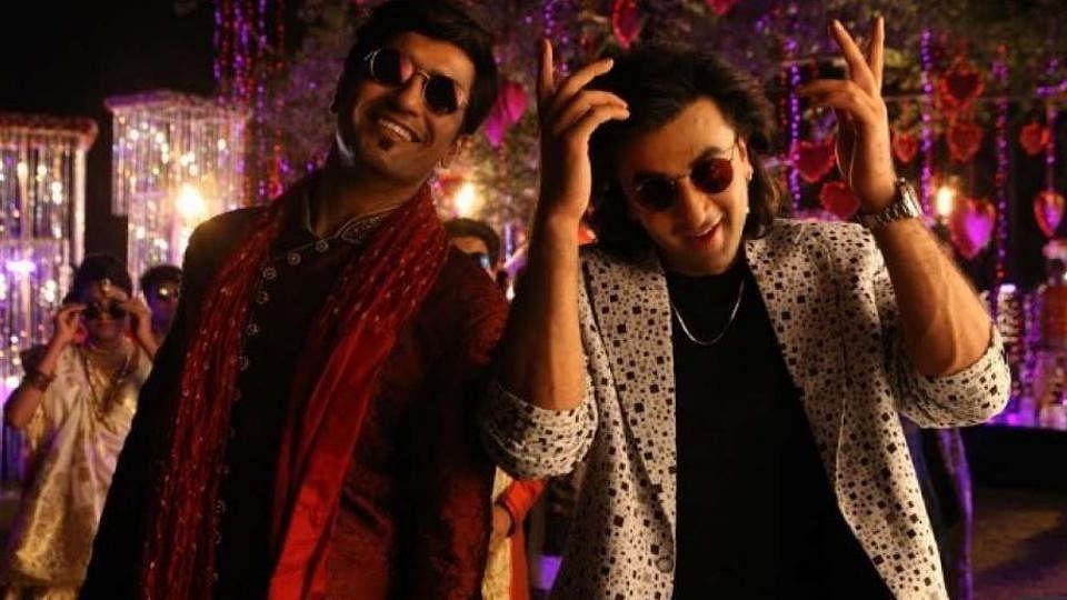 Who is Sanjay Dutt's best friend In Sanju? It is not Paresh Ghelani