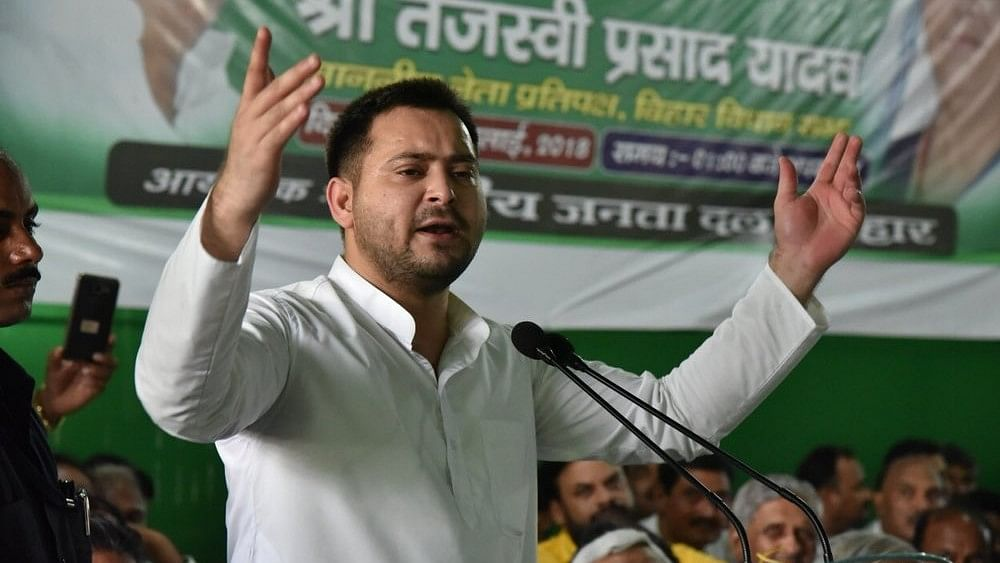 RJD, Congress raise Muzaffarpur rape in Lok Sabha; Tejashwi to march in Bihar
