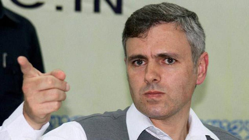 """Omar to BJP: """"Is your nationalism for sale?"""""""