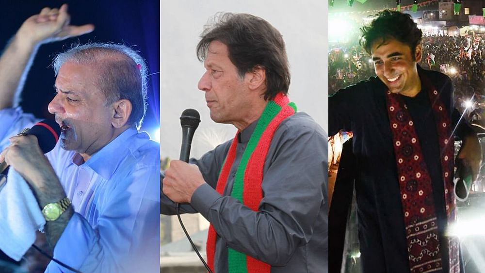 Live News July 25: Imran Khan's PTI largest party in hung  Pakistan National Assembly