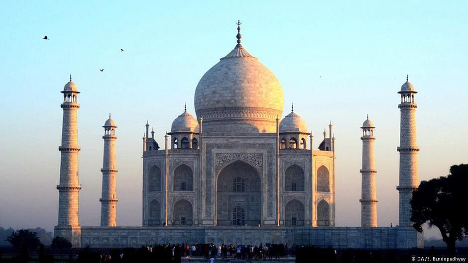 Taj Mahal to reopen for night viewing from Saturday