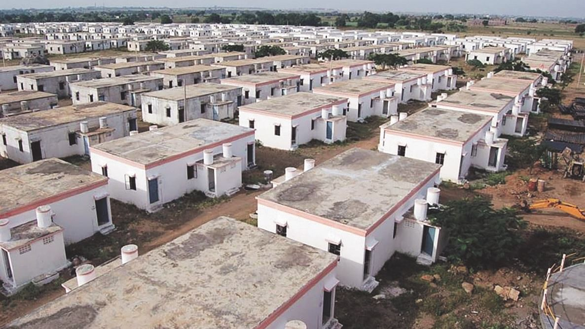 Housing cooperatives are building a workers' city in Solapur