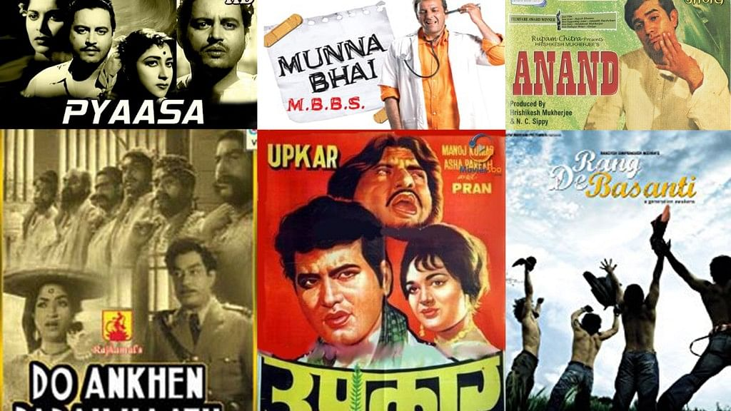 Ten Hindi films that left an indelible imprint on our lives