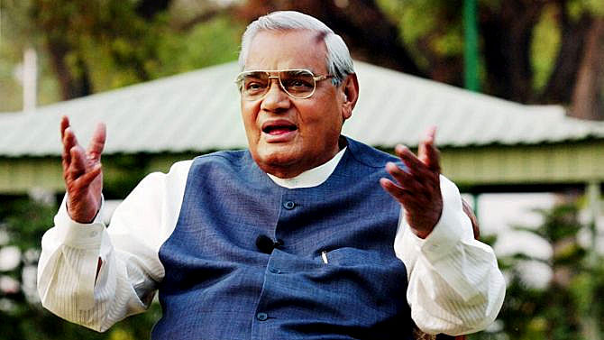 The significance of Atal Bihari Vajpayee