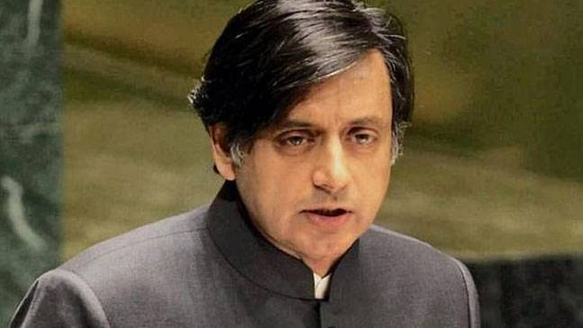 Shashi Tharoor: 'Divert funds for new parliament building to fight corona'