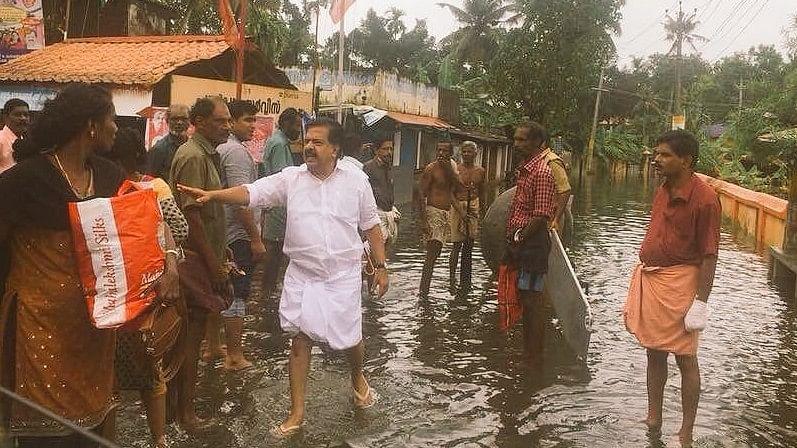Ramesh Chennithala: Kerala flood was an avoidable man-made disaster
