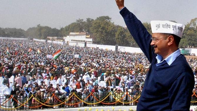 No proposal to change Ramlila Maidan's name, clarifies NDMC after Kejriwal's jab at PM Modi