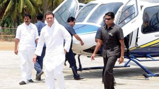 DGCA: A delay of 20 seconds and  Rahul Gandhi's plane would have crashed