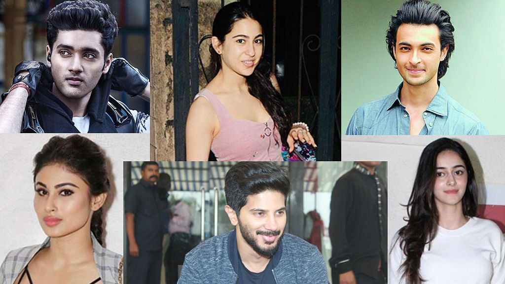 Newcomers to rock Bollywood in 2018