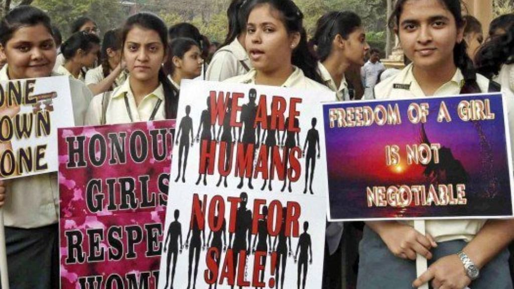 Anti-Trafficking Bill: 'Raid & rescue' outdated