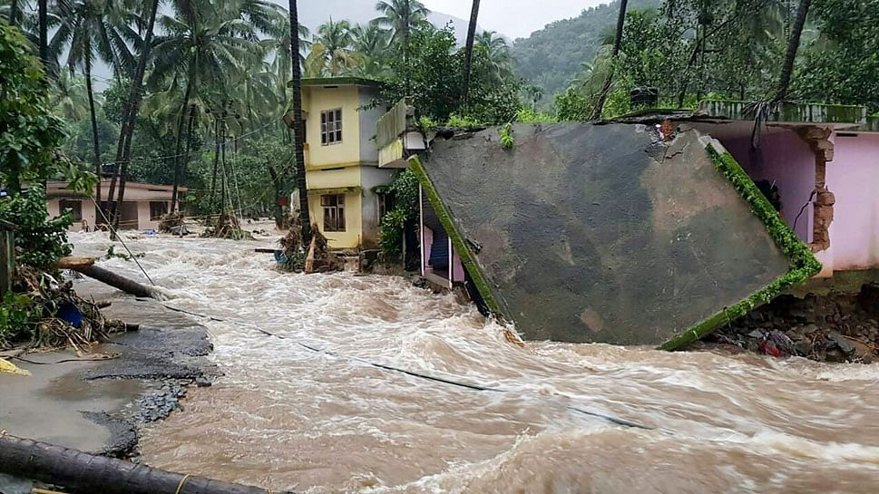 Red alert across Kerala; Cochin airport shut, trains disrupted