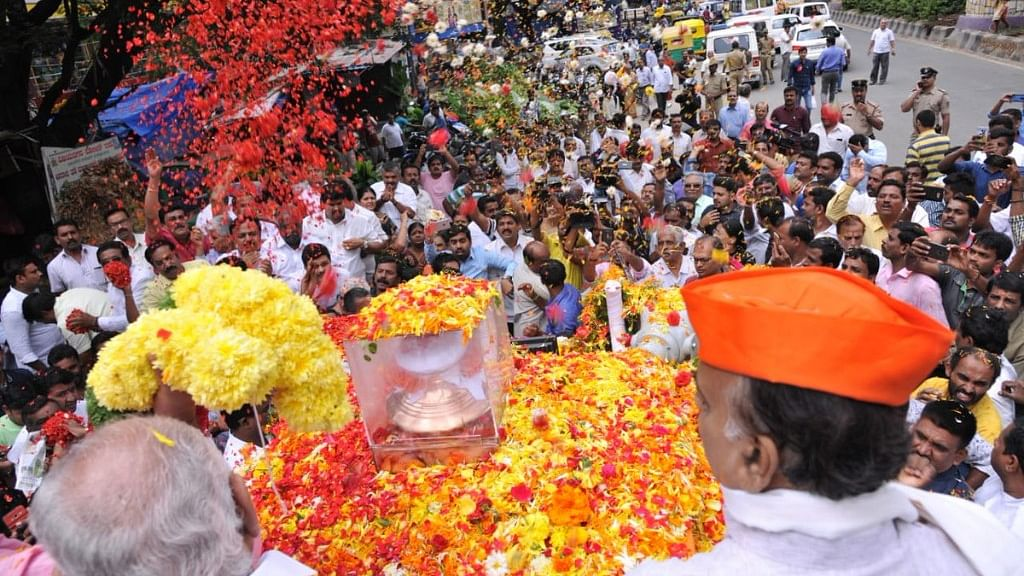 Atal Asthi Kalash Yatra: Why Dharmshastras forbid displaying of ashes