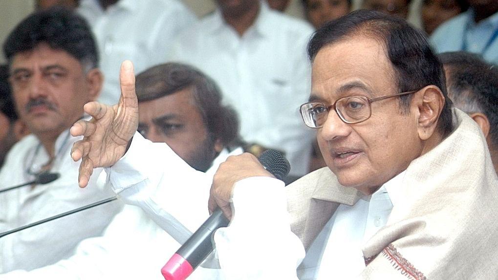 Maharashtra ATS arrests: Chidambaram asks if  RSS, BJP will condemn radical Hindu outfits