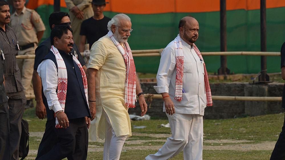 "Prafulla Kumar Mahanta: ""Modi didn't fulfil a single election promise"""