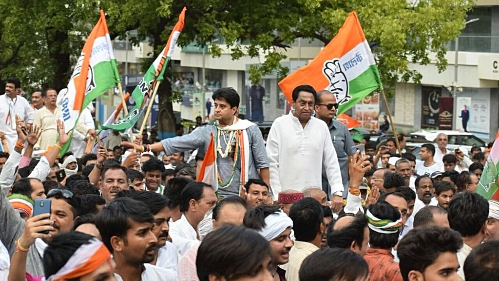 Rahul approves Congress election committee for Madhya Pradesh polls