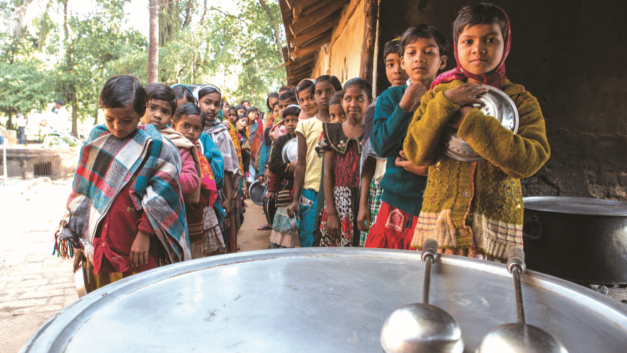 The hungry nation: the poor need a new and better deal