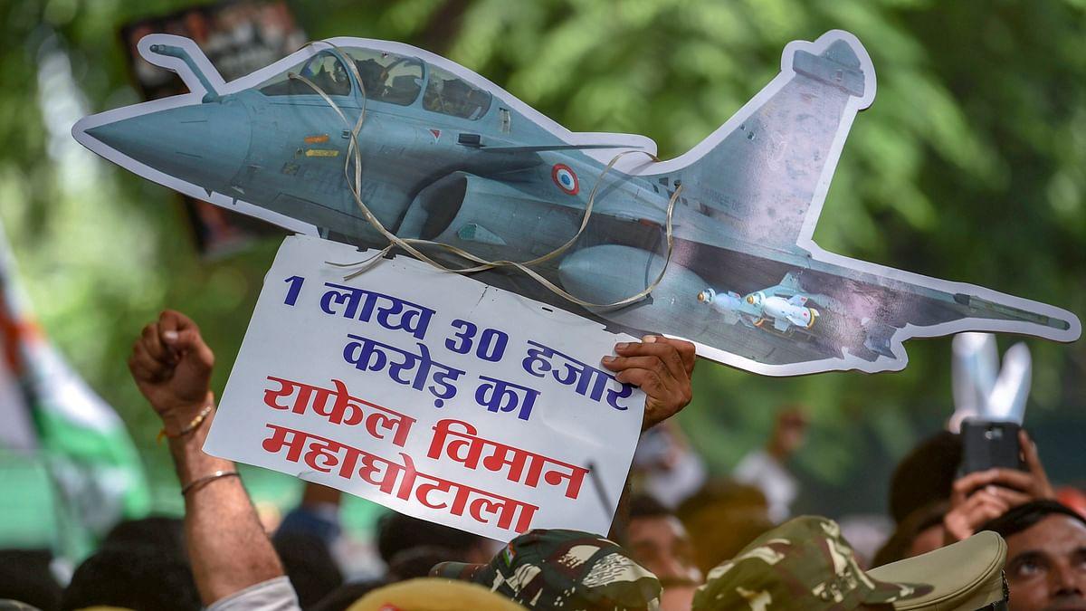 PM lying on Rafale & demonetisation, helping friends to turn black money into white: Rahul Gandhi