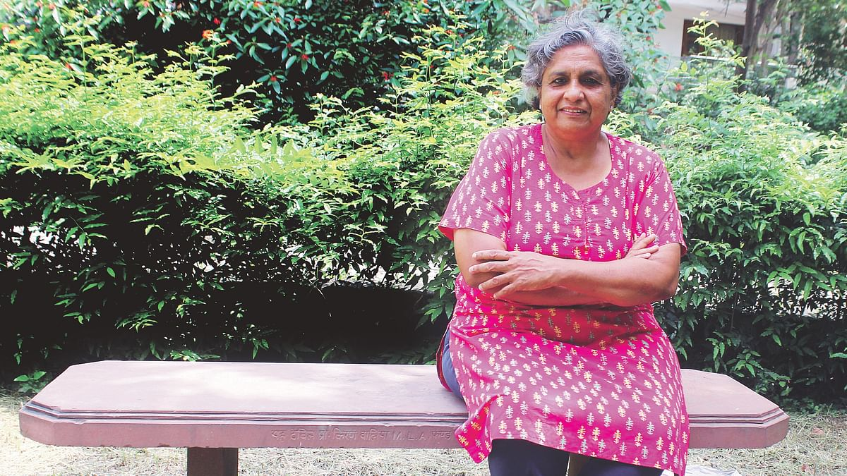 """Anjali Gopalan: """"We're one of the most depraved societies in the world"""""""