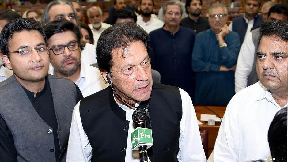 Pakistan facing crises as Prime Minister Imran Khan takes over