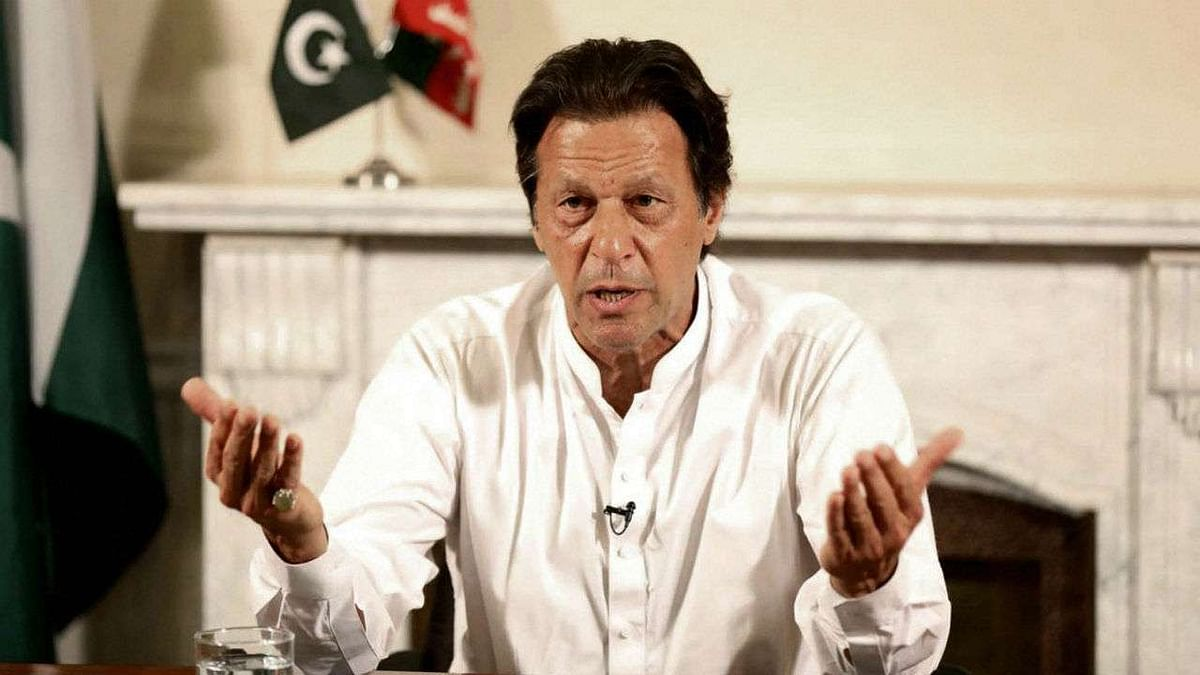 Normalising ties with neighbours will bring peace in Pakistan: PM Imran