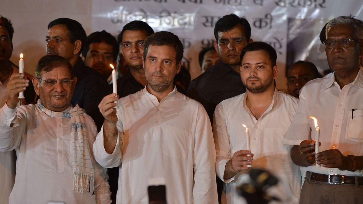 Muzaffarpur rape cases: Opposition demands resignation of Nitish Kumar