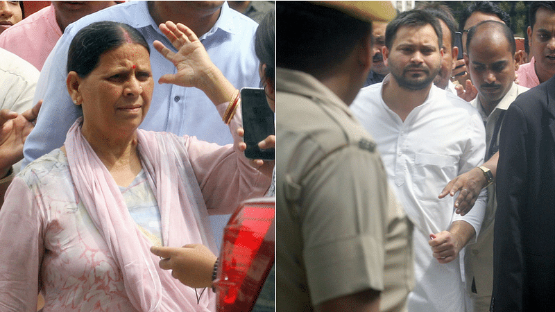 IRCTC scam: Court grants bail to  Rabri Devi, Tejashwi Yadav