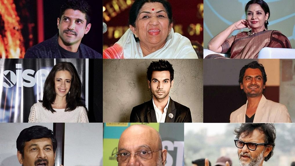 Bollywood voices India's concerns: What an independent India means to me