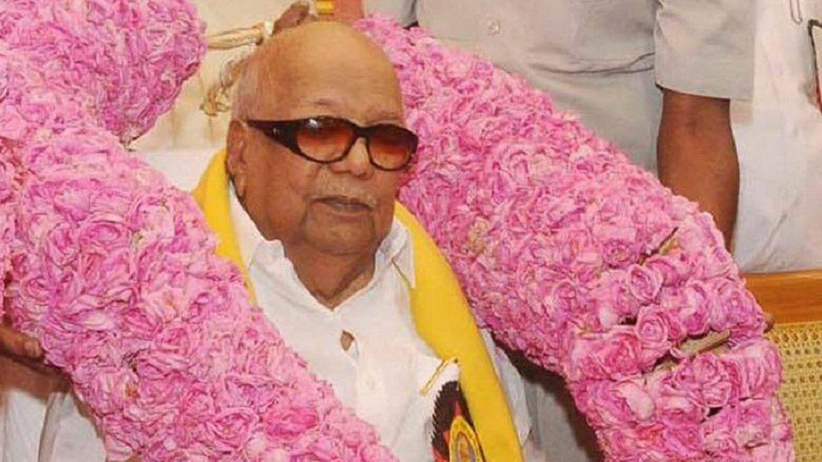 Karunanidhi: An evergreen ally of the Congress