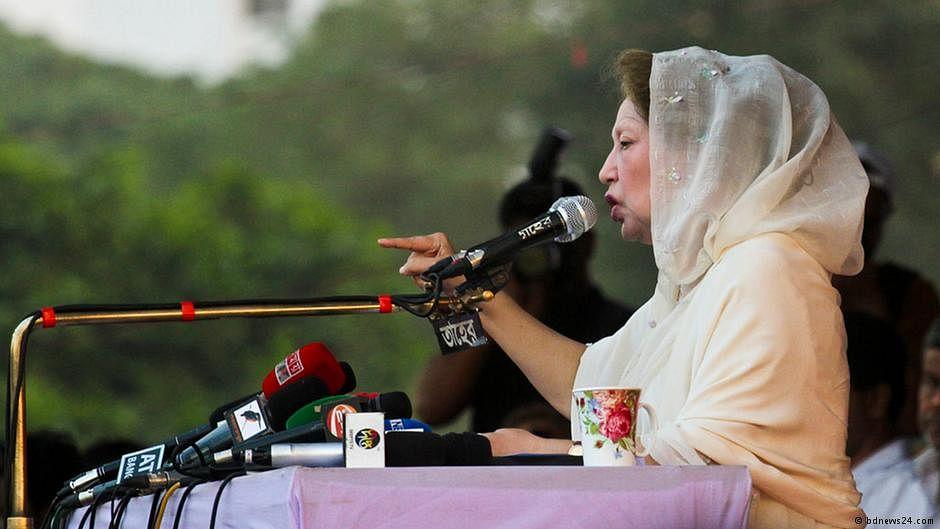 Bangladesh: Khaleda Zia fights for her political future