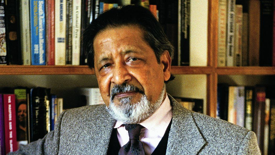"VS Naipaul: ""What's wrong if a writer goes to a political party's office?"""