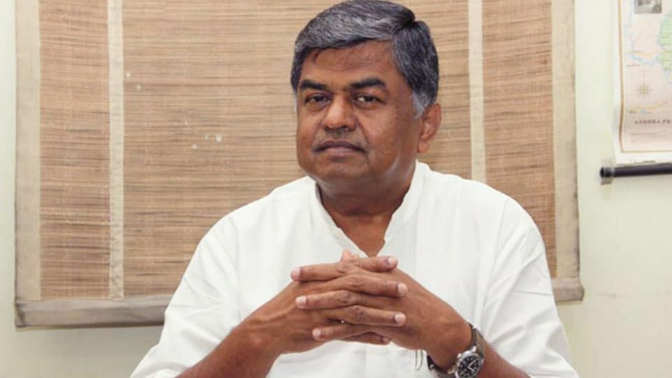 Congress nominates BK Hariprasad as Oppn candidate for RS deputy chairman election