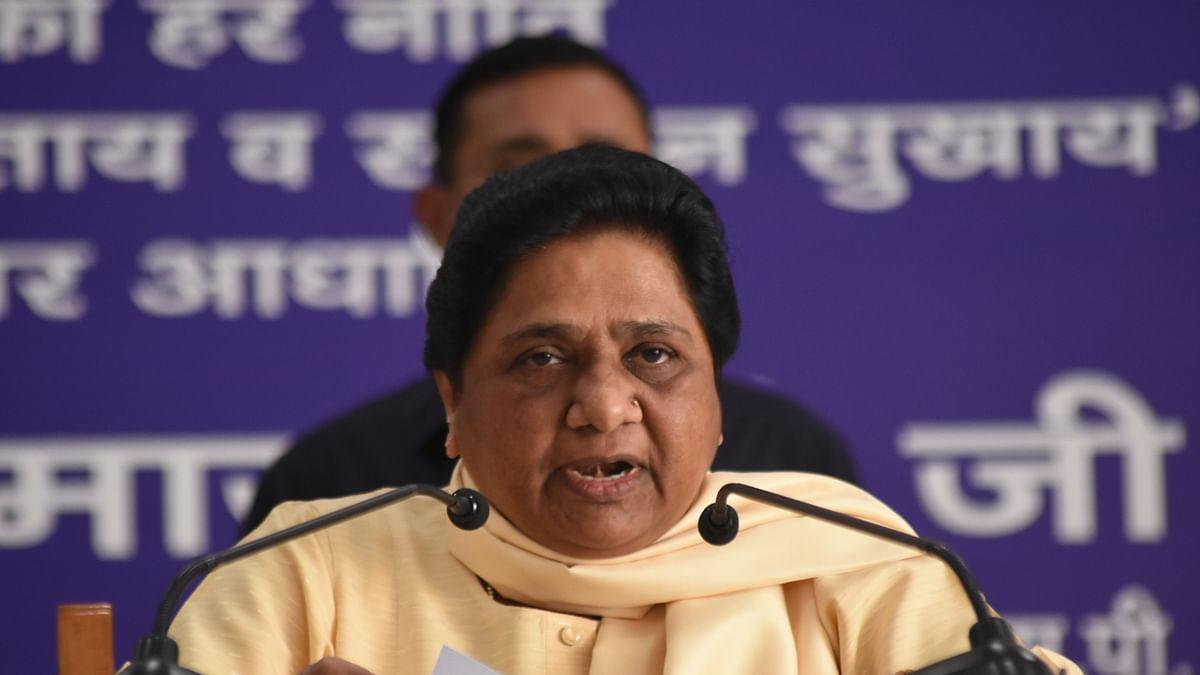 Mayawati: Modi government giving step-motherly treatment to Kerala