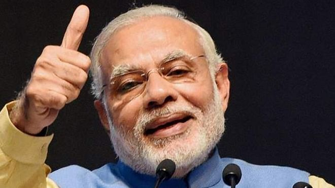 Govt embarrassed as PM's remark on Congress leader expunged from record