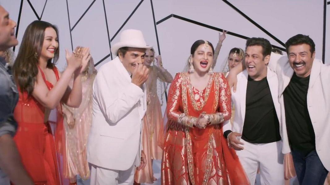 Salman convinced Remo to choreograph Rafta Rafta