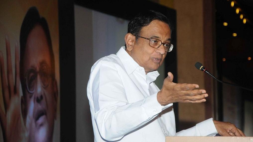 Chidambaram: Modi Govt's GST implementation an example of tax terrorism