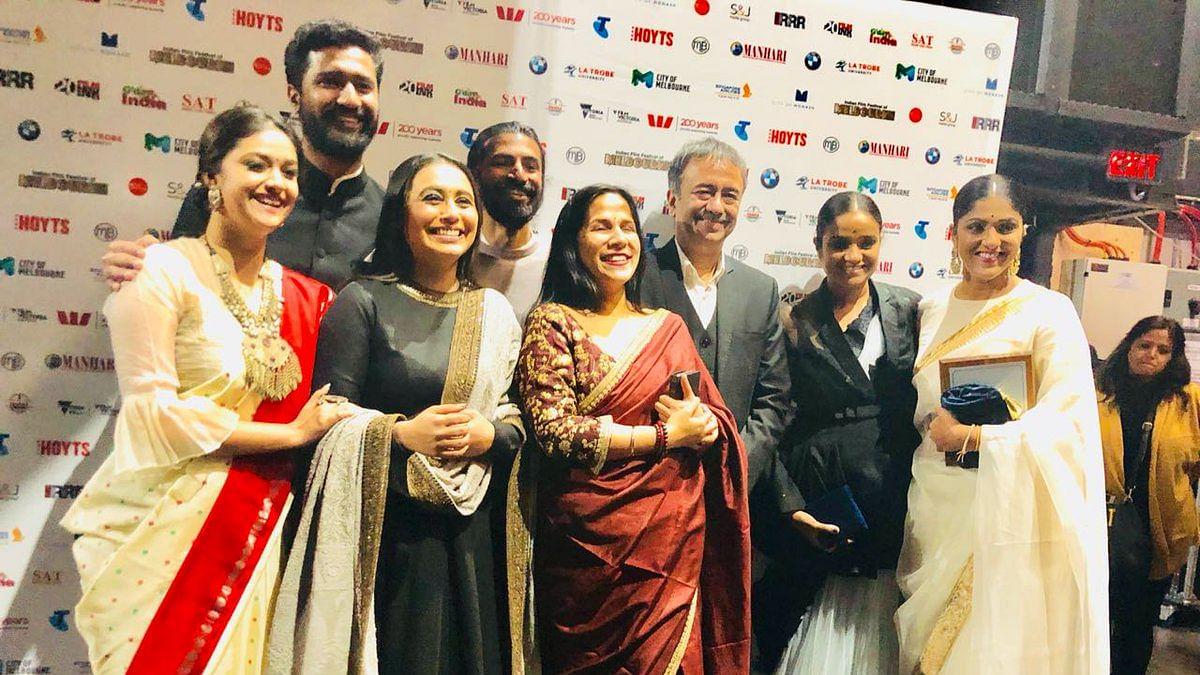 Rani Mukerji,  Ranbir Kapoor  amongst the winners of the IFFM Awards 2018
