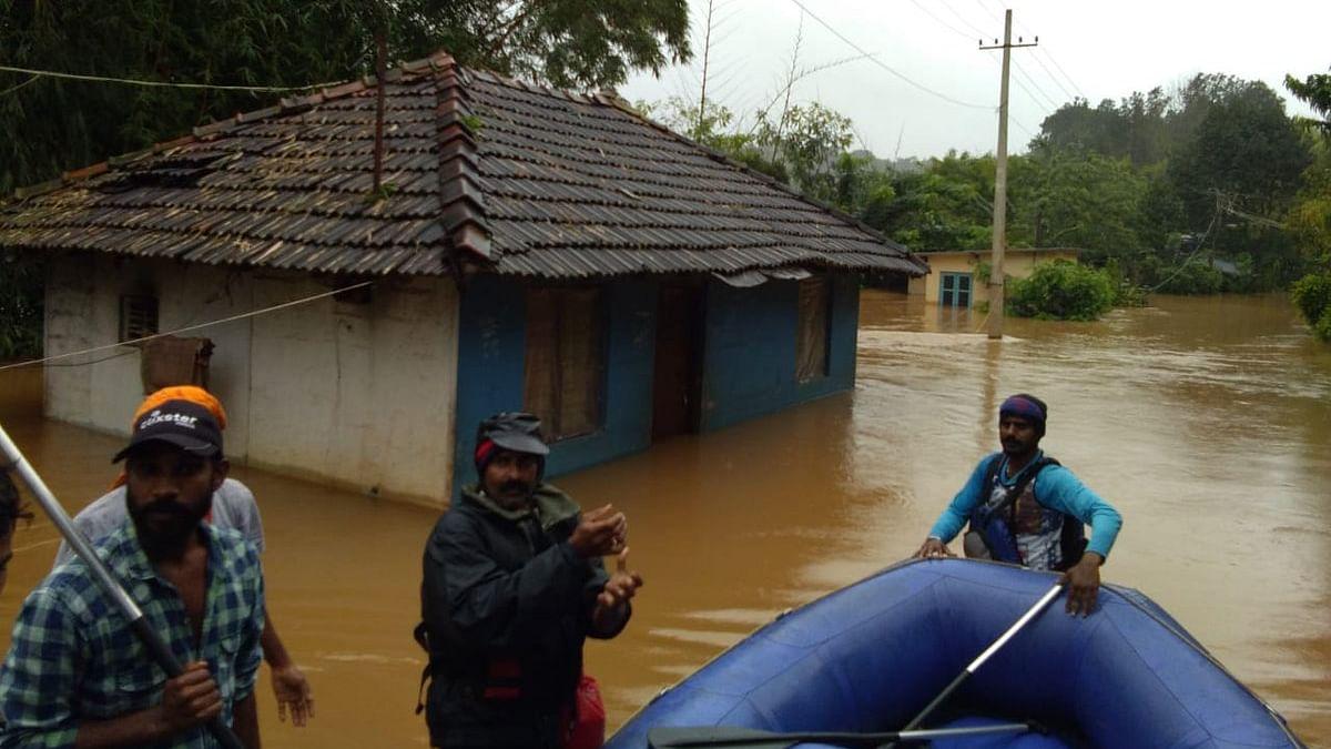 Karnataka floods: Hundreds stranded, 4,320 rescued in Kodagu