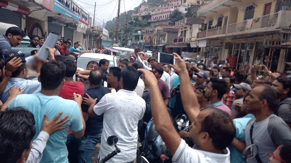 Uttarakhand: Police prevent another mob lynching in Tehri Garhwal