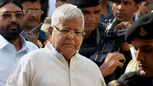 Fodder scam: HC refuses to extend bail, asks Lalu Pasad to surrender