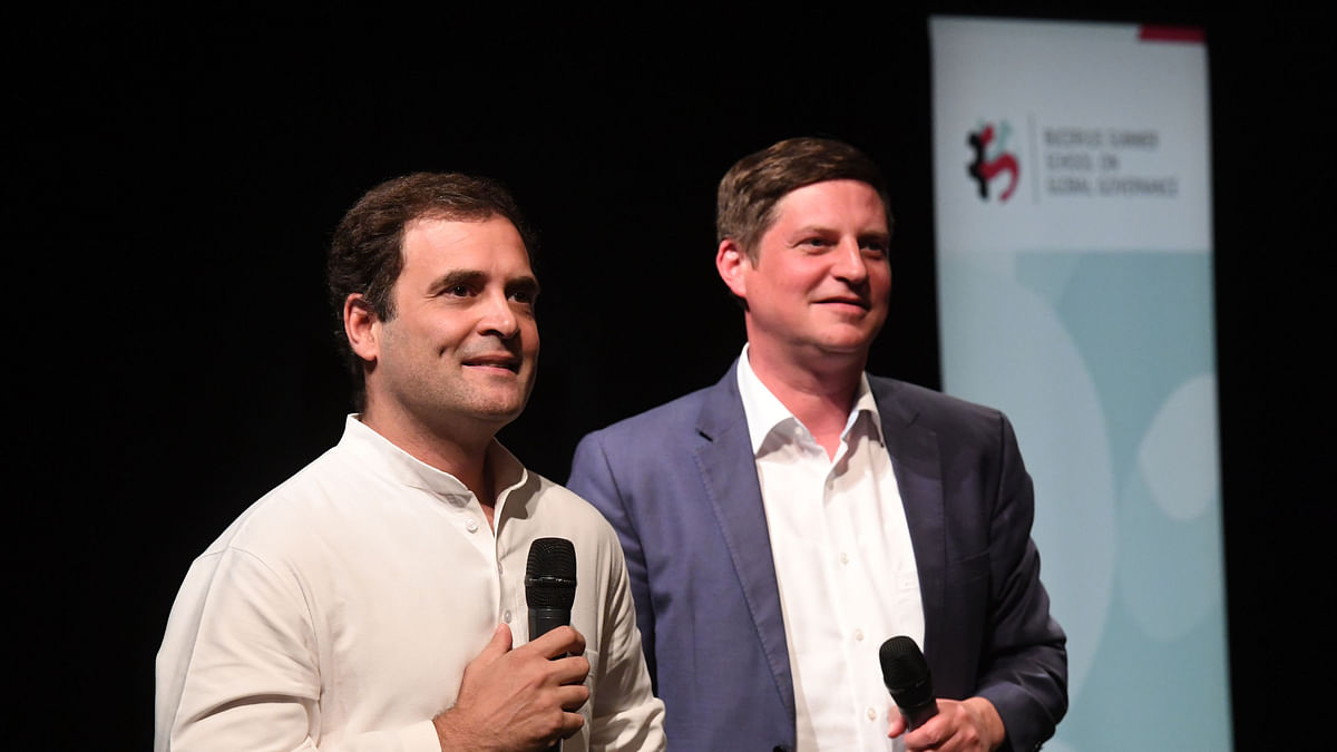 Rahul Gandhi: The only way to move forward after being victim of violence is forgiveness