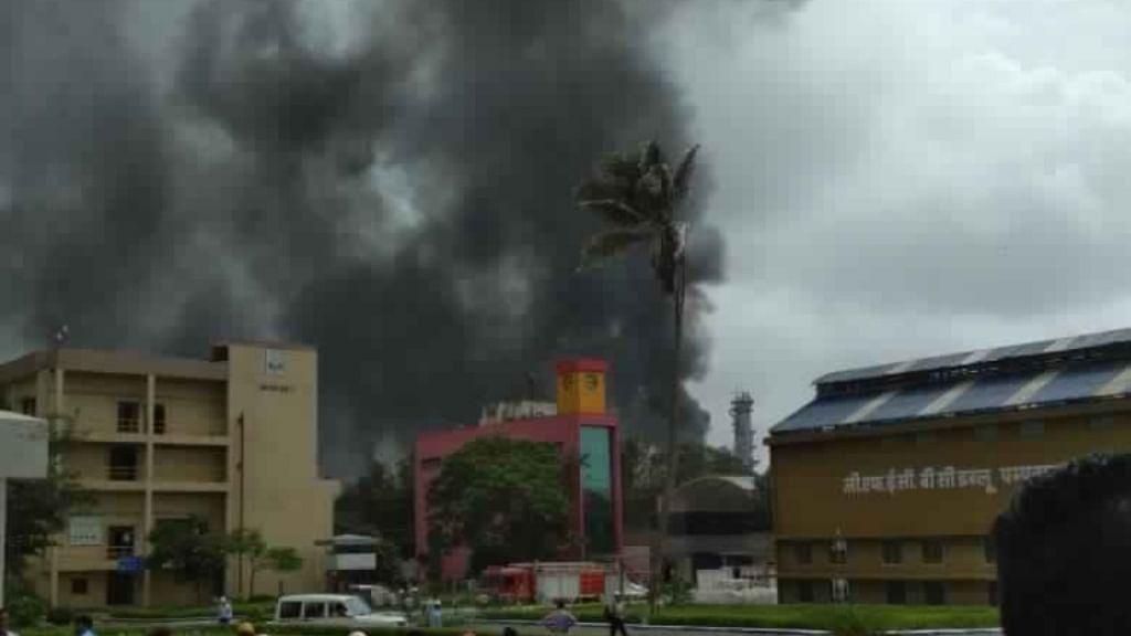 43 injured at massive fire at BPCL's Mumbai refinery
